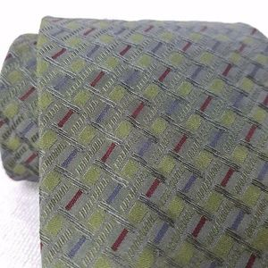 Countess Mara Accessories - Countess Mara All Silk Tie Hand Made in Italy EUC